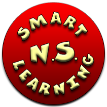 N.S SmartLearning Logo