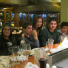 Dinner, Hokaido Restaurant December 2010